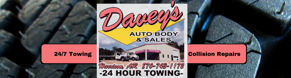 Davey's Auto Body & Sales
